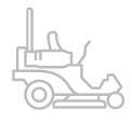 ZTR riding mower